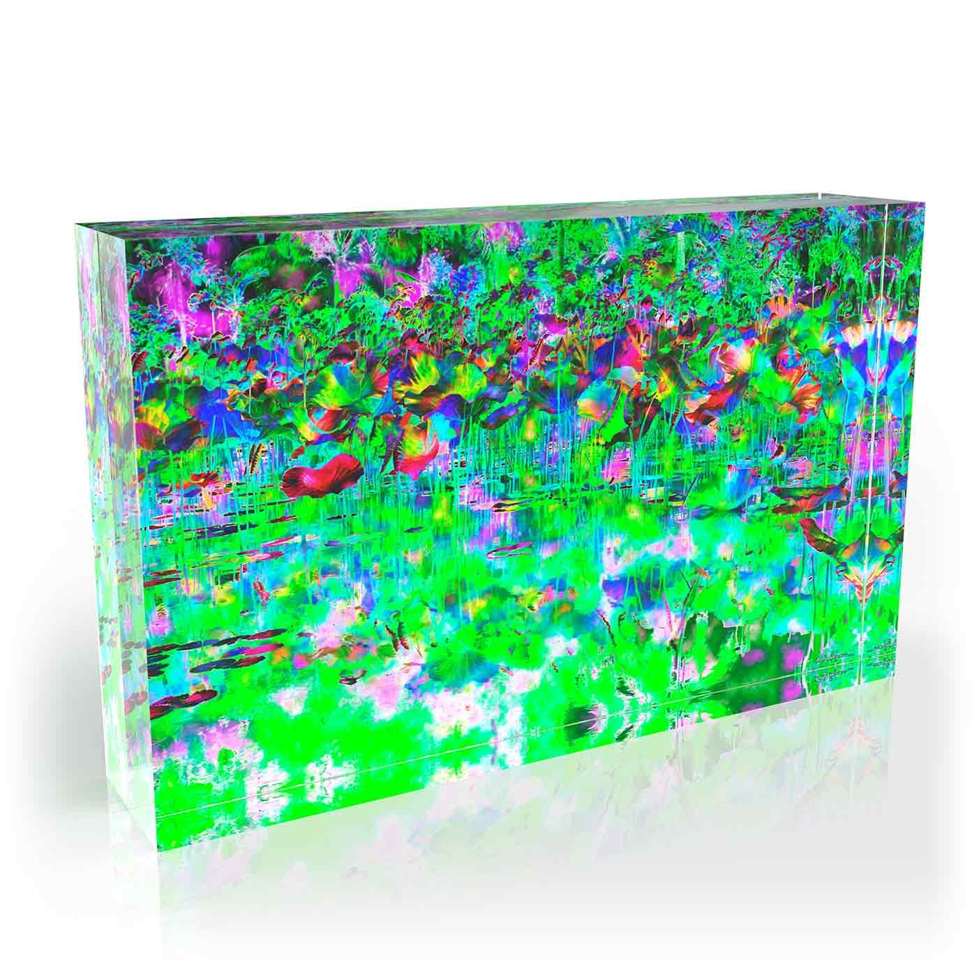2012   Acrylic mixtechnique on aluminium   40x28cm   Editionof3